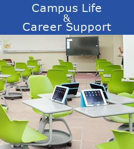 Student life and careers